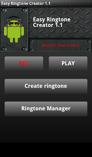 Easy Ringtone Creator