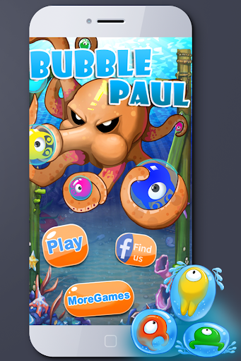 Bubble Paul