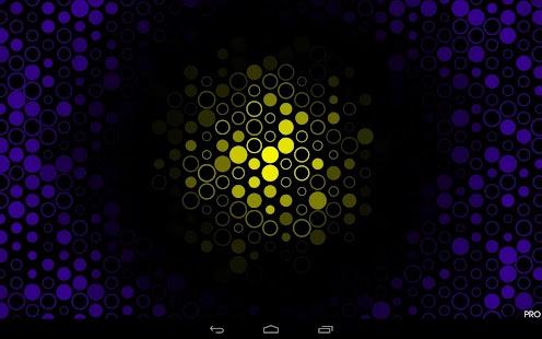 Light Grid Live Wallpaper - screenshot thumbnail