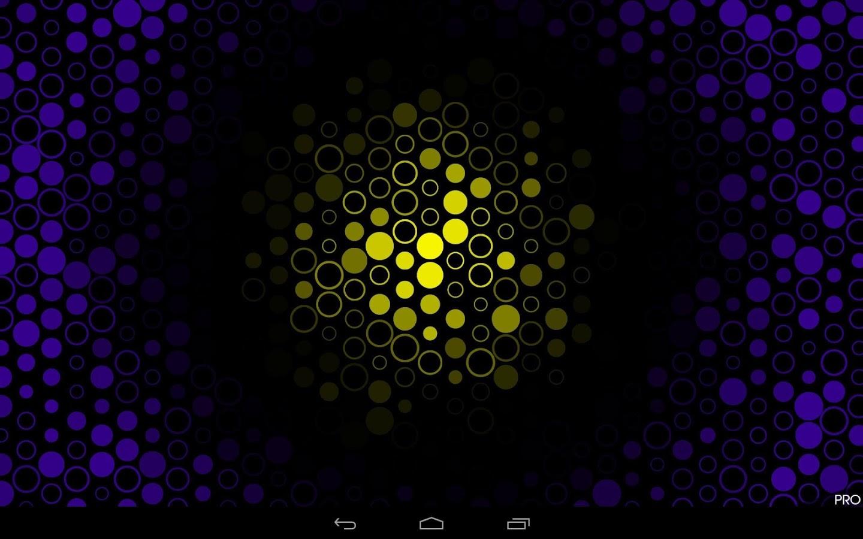 Light Grid Live Wallpaper - screenshot