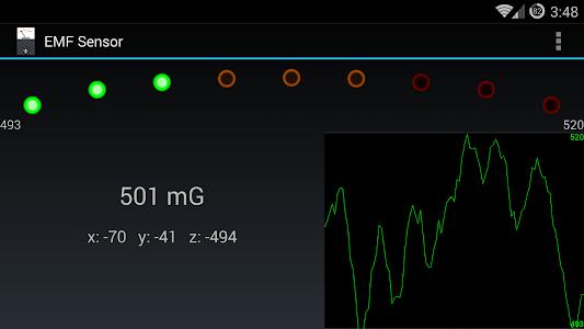 EMF Sensor v2.7
