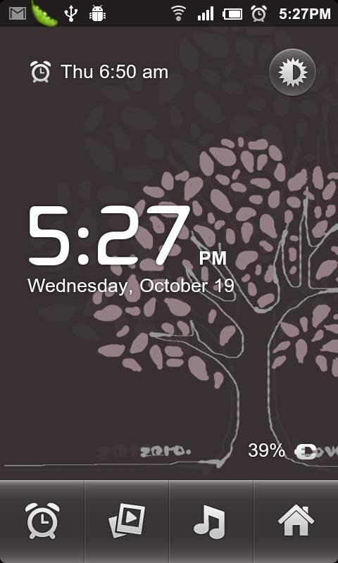 Lovetree Theme GO Launcher EX - screenshot
