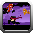 Mad Cats vs Ninja icon