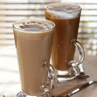 Nutty Mocha Latte