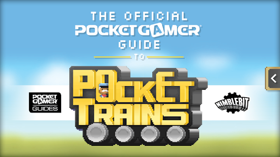 Pocket Trains Official Guide- screenshot thumbnail