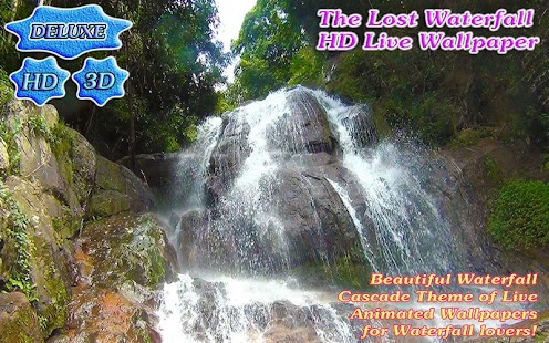 The Lost Waterfall in Jungle- screenshot thumbnail