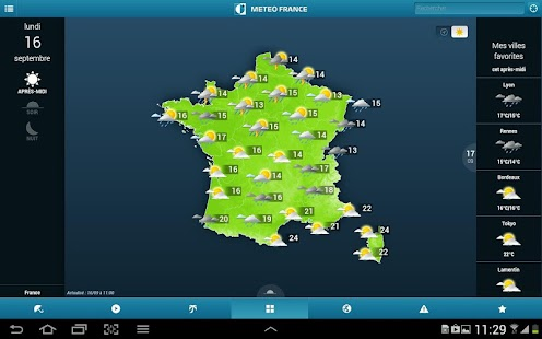 Météo-France - screenshot thumbnail