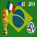 News-Bleus Coupe du monde 2014 icon