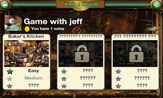 Screenshot of Hidden Object Friends FREE