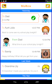 Tocomail - Email for Kids Screenshot 8