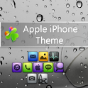 Apple iPhone 5 GO Launcher EX logo
