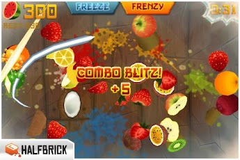 Fruit Ninja Screenshot 13