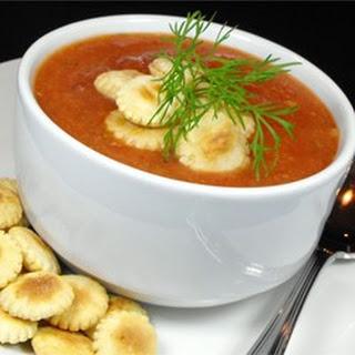 Tomato Dill Soup Recipe