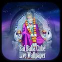 Sai Baba Cube Live Wallpaper icon