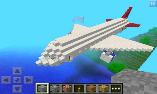 Airplane Ideas - Minecraft