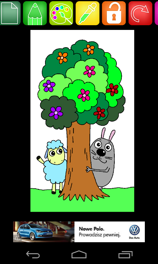 Coloring Book 2 (lite) - screenshot