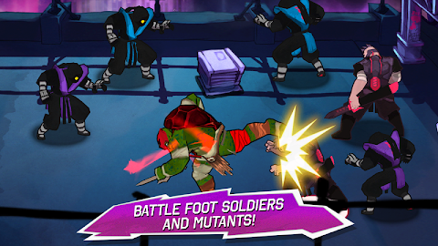 TMNT: Brothers Unite Screenshot 10