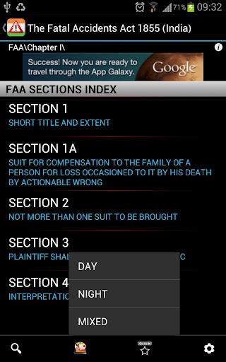 FAA - Fatal Accidents Act 1855