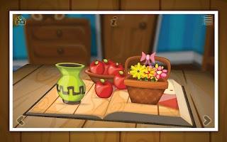 Screenshot of Grimm's Rapunzel