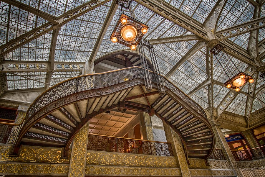 The Rookery by Ron Meyers - Buildings & Architecture Architectural Detail