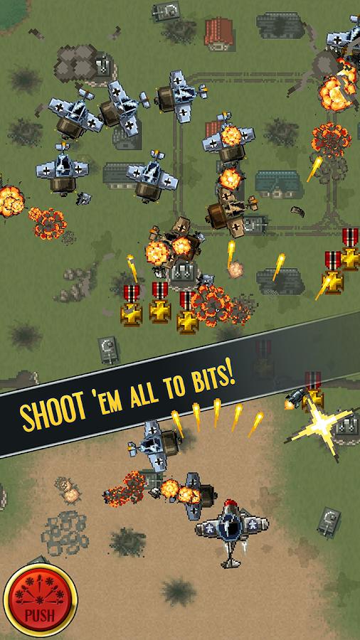 Aces of the Luftwaffe - screenshot
