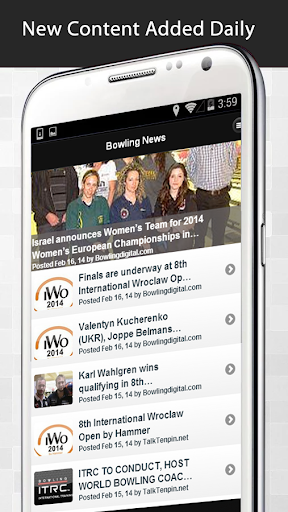 【免費運動App】Bowling News-APP點子