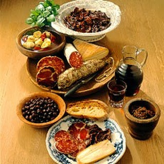 Tapenade of Sun-Dried Tomatoes, Olives and Basil Recipe
