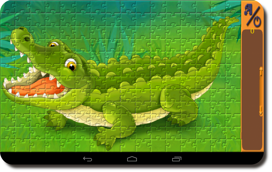 Puzzle ZOO for Kids- screenshot