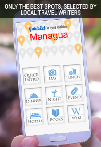 Top 60 Managua Travel Guide