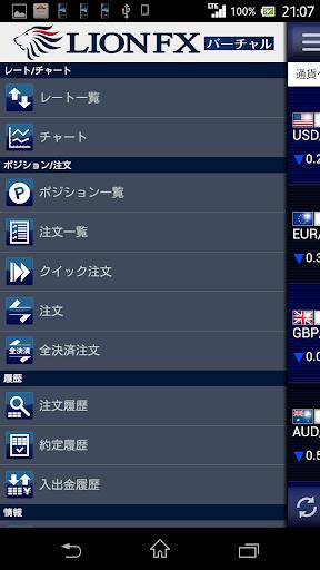 無料财经AppのLION FX Android バーチャル|記事Game