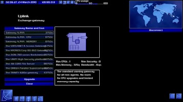 Screenshot of Uplink