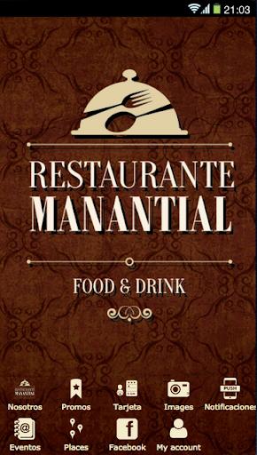 Restaurante Manantial