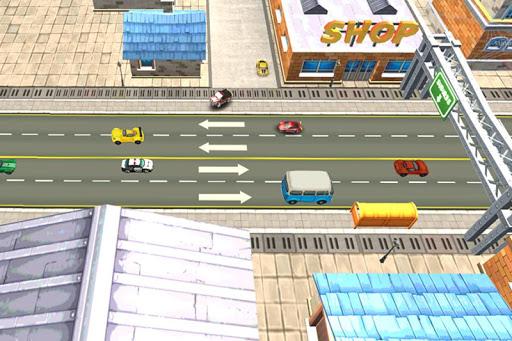 玩動作App|賽車遊戲:瘋狂道口免費|APP試玩