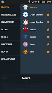 FTBpro - The Football News App - screenshot thumbnail