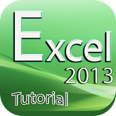 Learn for Excel 2013 Tutorial