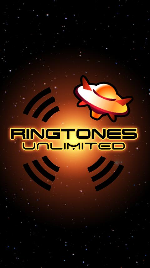 Ringtones Unlimited - screenshot