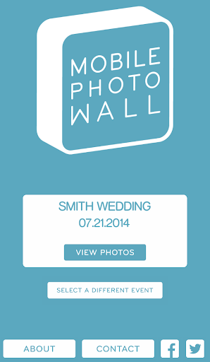 Mobile Photo Wall