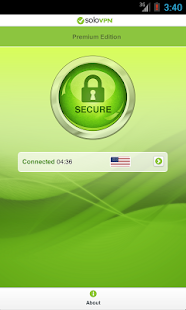 SoloVPN Anonymous, Safe & Fast- screenshot thumbnail