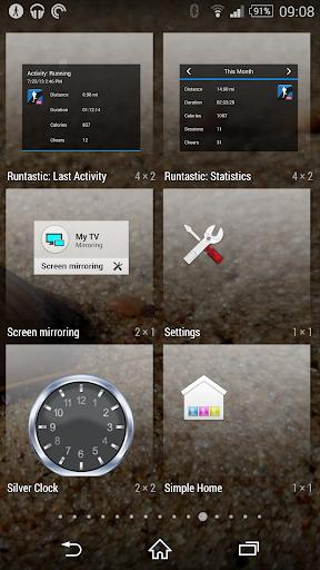 玩個人化App|Beautiful Silver Clock免費|APP試玩