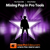Pro Tools 402 - Mixing Pop