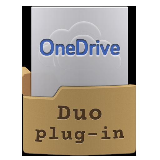 生產應用必備App DuoFM Plugin for OneDrive LOGO-綠色工廠好玩App