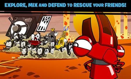 Calling All Mixels Screenshot 1