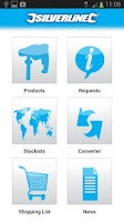 Screenshot of Silverline Tools