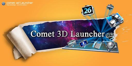 Comet 3D桌面
