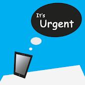 Its Urgent