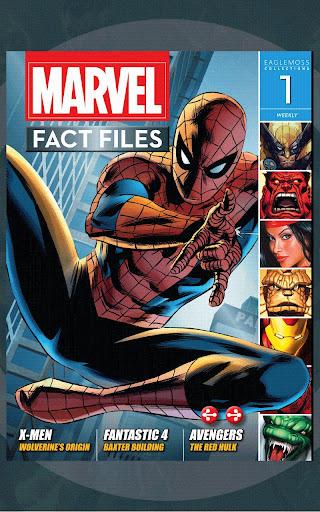 Marvel Fact Files