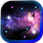 Space Mistery live wallpaper