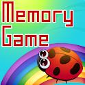 classic memory game logo