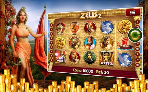 Zeus 2 Free Slot Machine Pokie