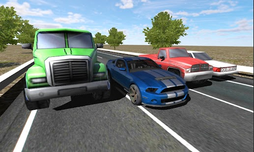 game road racing in car 3d apk for windows phone android games and apps. Black Bedroom Furniture Sets. Home Design Ideas